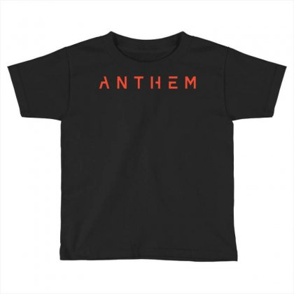 Anthem Toddler T-shirt Designed By Sengul