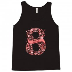 8 march Tank Top | Artistshot