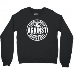Lonsdale Racism And Hate Crewneck Sweatshirt | Artistshot