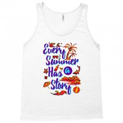 every summer has a story Tank Top | Artistshot