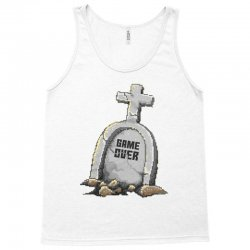 game over Tank Top | Artistshot