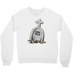 game over Crewneck Sweatshirt | Artistshot