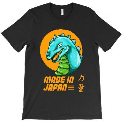 Made In Japan T-shirt Designed By Ninabobo