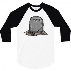 no life remaining 3/4 Sleeve Shirt | Artistshot
