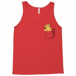 simba pocket Tank Top | Artistshot