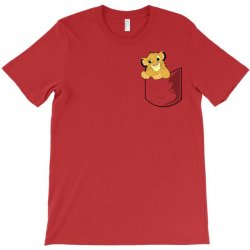 simba pocket T-Shirt | Artistshot