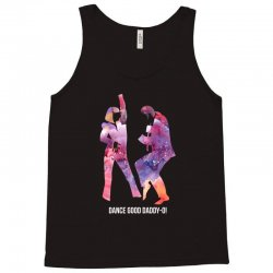 pulp fiction dance watercolor for dark Tank Top | Artistshot
