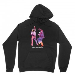 pulp fiction dance watercolor for dark Unisex Hoodie | Artistshot