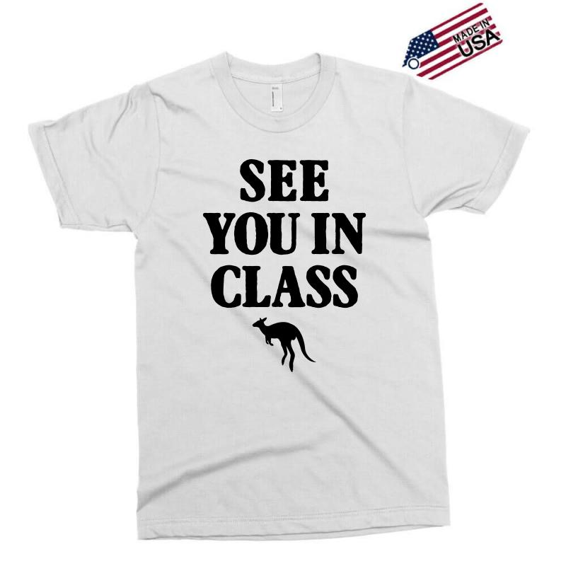 See You In Class For Light Exclusive T-shirt | Artistshot