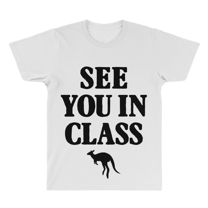 See You In Class For Light All Over Men's T-shirt | Artistshot