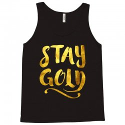 stay gold Tank Top | Artistshot