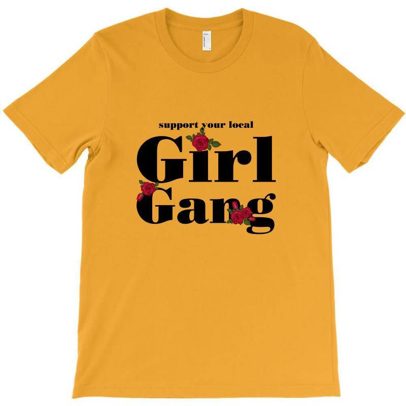 Girl Gang For Light T-shirt | Artistshot