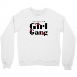 girl gang for light Crewneck Sweatshirt | Artistshot