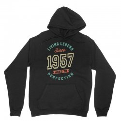 Since 1957 Aged To Perfection Unisex Hoodie | Artistshot