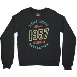 Since 1957 Aged To Perfection Crewneck Sweatshirt | Artistshot