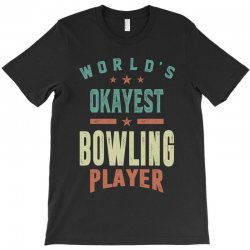 Bowling Player T-Shirt | Artistshot