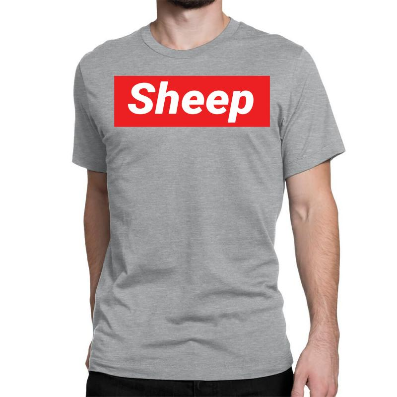 Sheep (idubbbz Merch) Supreme Classic T-shirt | Artistshot