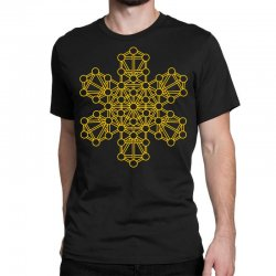 Custom Sacred Geometry Kabbalah Tree Of Life Classic T Shirt By Budi Artistshot This is a 24x36 illustration that contains many symbols and philosophies of study including the tree of life from the kabbalah, hermetic alchemy, astrology zodiac, the chakras, kundalini and many others overlaid on top of a. artistshot