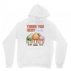 thank you very mochi food puns Unisex Hoodie | Artistshot