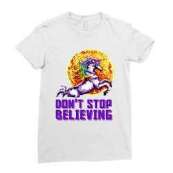 unicorn Ladies Fitted T-Shirt | Artistshot