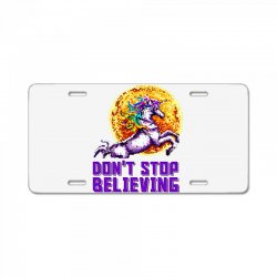 unicorn License Plate | Artistshot