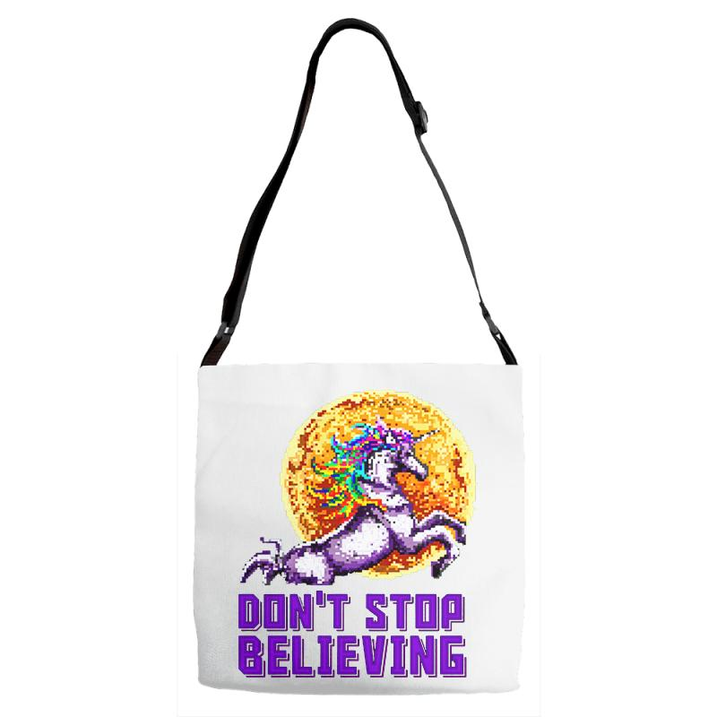 Unicorn Adjustable Strap Totes | Artistshot