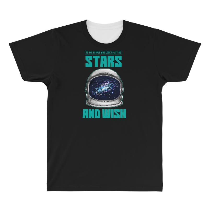 Wish Of The Stars All Over Men's T-shirt | Artistshot