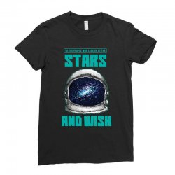 wish of the stars Ladies Fitted T-Shirt | Artistshot
