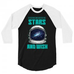 wish of the stars 3/4 Sleeve Shirt | Artistshot