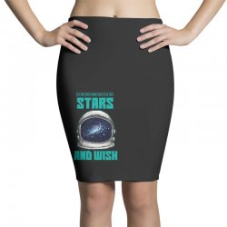 wish of the stars Pencil Skirts | Artistshot