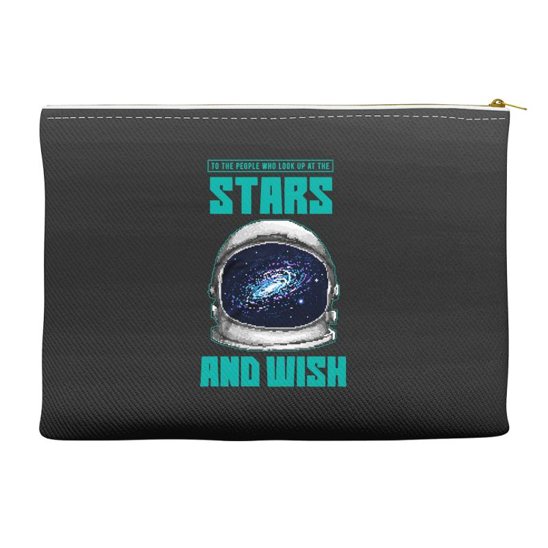 Wish Of The Stars Accessory Pouches   Artistshot