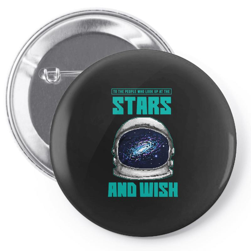 Wish Of The Stars Pin-back Button | Artistshot