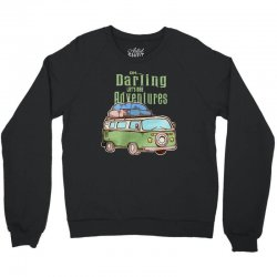 be adventurers Crewneck Sweatshirt | Artistshot