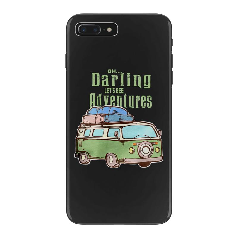Be Adventurers Iphone 7 Plus Case | Artistshot