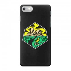 camp badge iPhone 7 Case | Artistshot