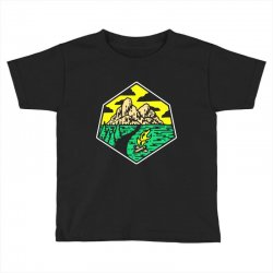 camp badge Toddler T-shirt | Artistshot