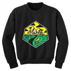 camp badge Youth Sweatshirt | Artistshot