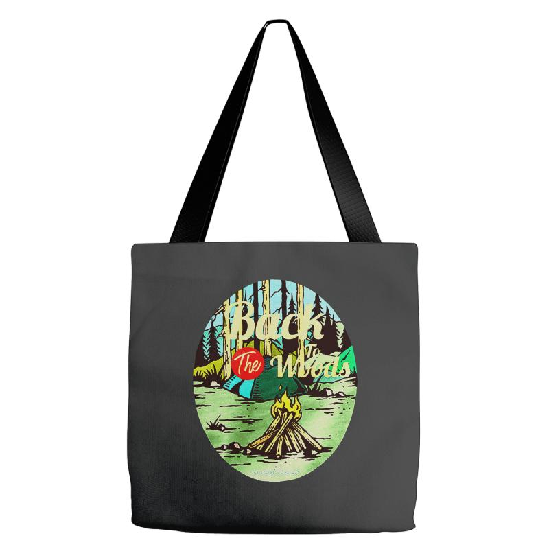Camp Fire Tote Bags   Artistshot