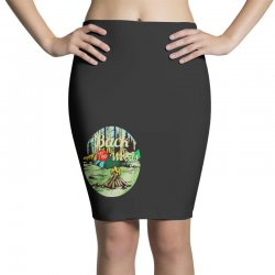 camp fire Pencil Skirts | Artistshot