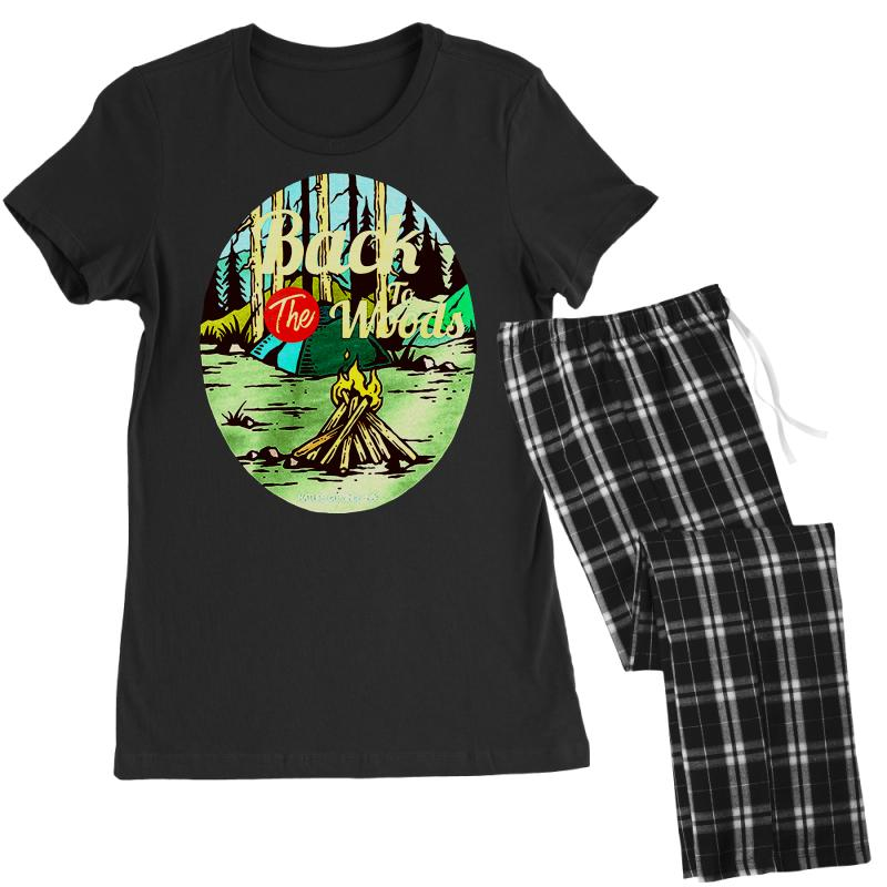 Camp Fire Women's Pajamas Set | Artistshot