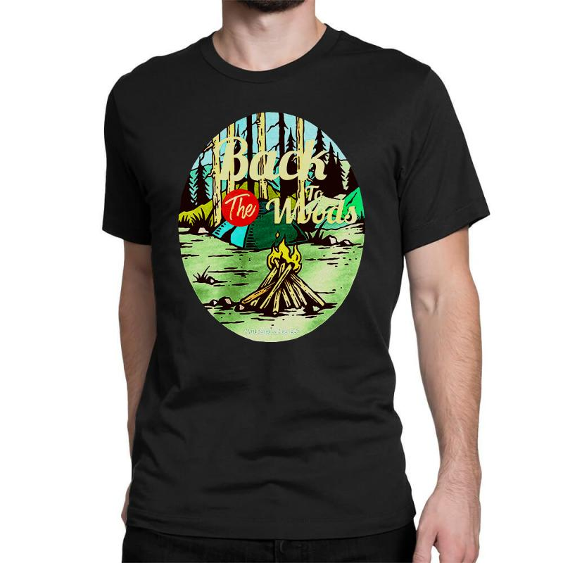 Camp Fire Classic T-shirt | Artistshot