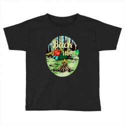 camp fire Toddler T-shirt | Artistshot