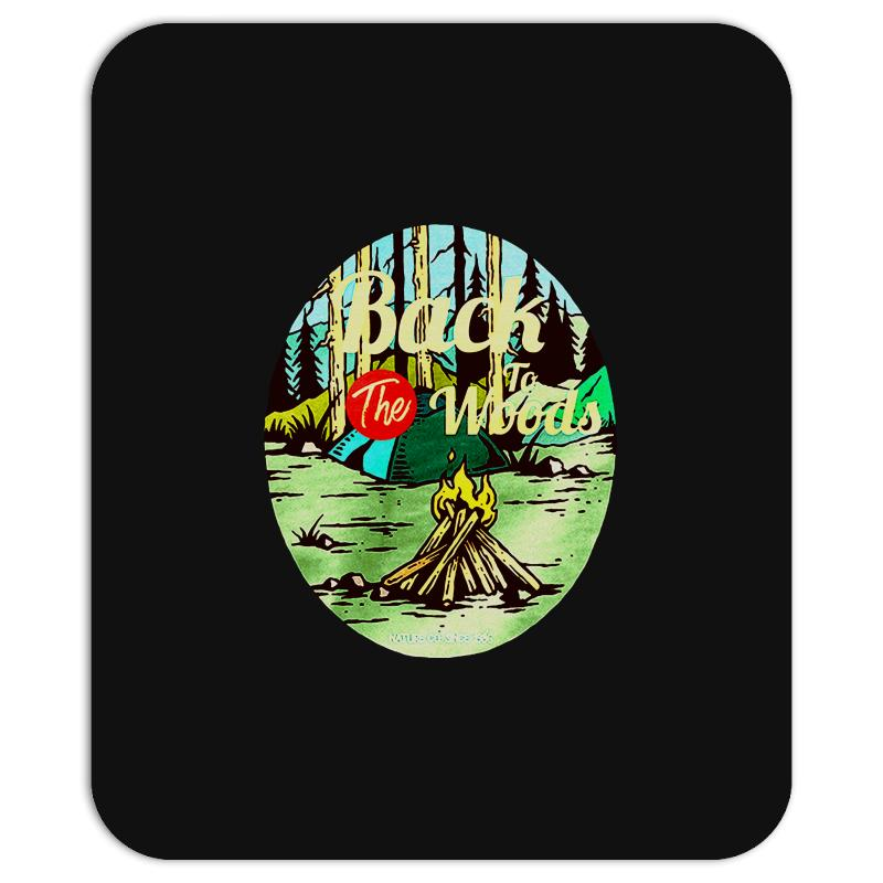 Camp Fire Mousepad | Artistshot
