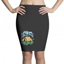 camper Pencil Skirts | Artistshot