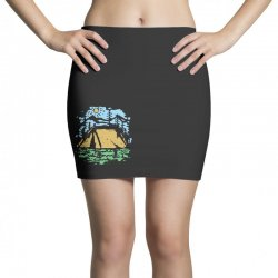 camper Mini Skirts | Artistshot