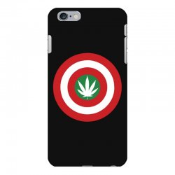 capt amerijuanna iPhone 6 Plus/6s Plus Case | Artistshot