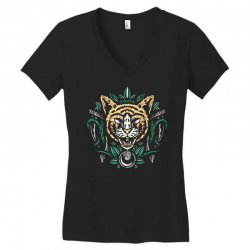 cats Women's V-Neck T-Shirt | Artistshot