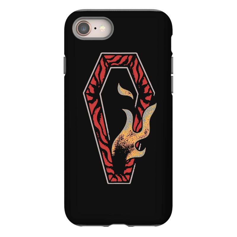 Coffin Iphone 8 Case | Artistshot