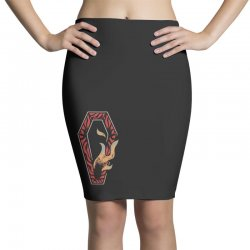 coffin Pencil Skirts | Artistshot