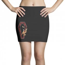 coffin Mini Skirts | Artistshot